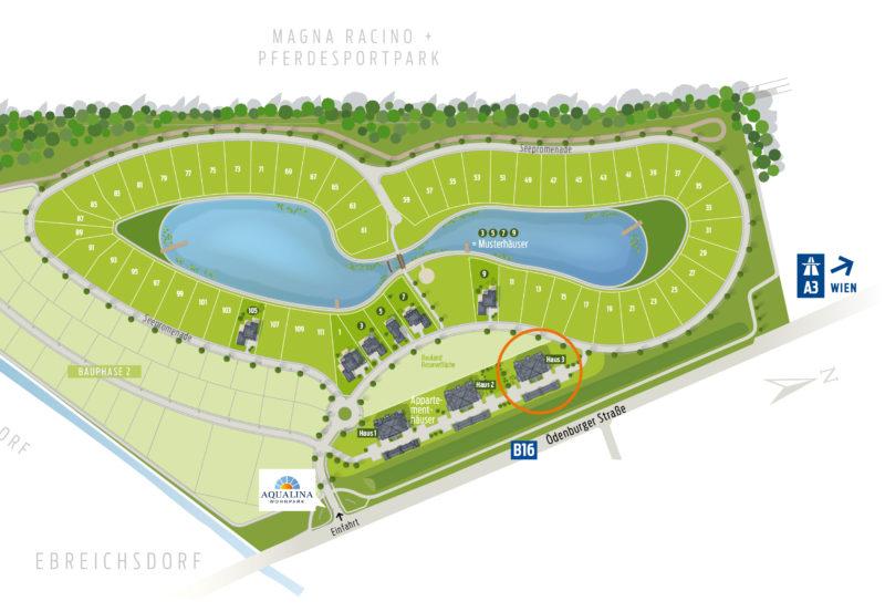 Aqualina Wohnpark
